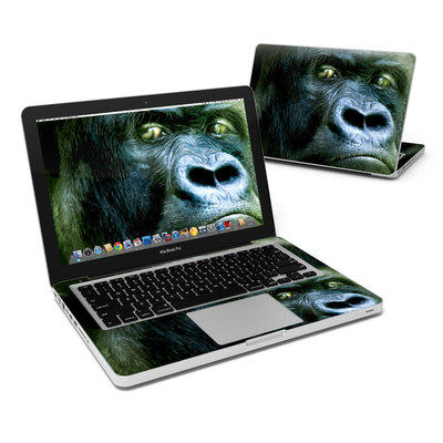 MacBook Pro 13in Skin - Silverback