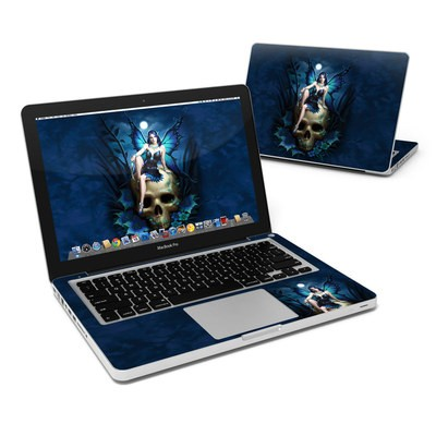 MacBook Pro 13in Skin - Skull Fairy