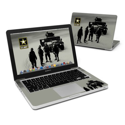 MacBook Pro 13in Skin - Soldiers All