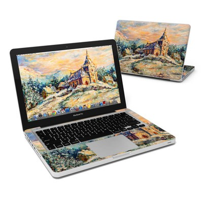 MacBook Pro 13in Skin - Snow Landscape