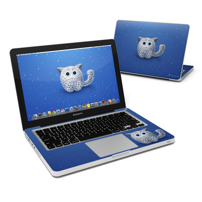 MacBook Pro 13in Skin - Snow Leopard