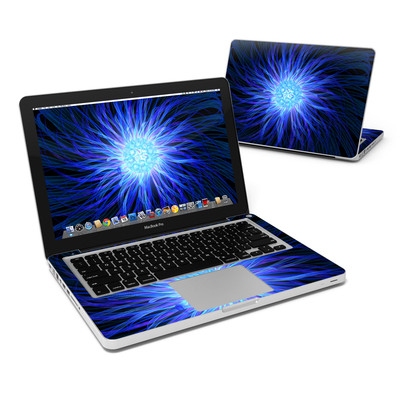 MacBook Pro 13in Skin - Something Blue