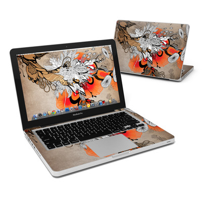 MacBook Pro 13in Skin - Sonnet