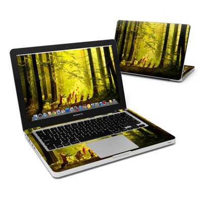 MacBook Pro 13in Skin - Secret Parade