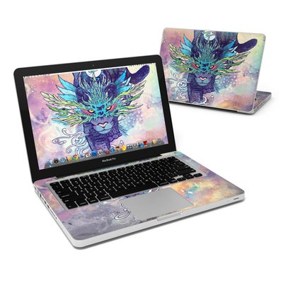 MacBook Pro 13in Skin - Spectral Cat