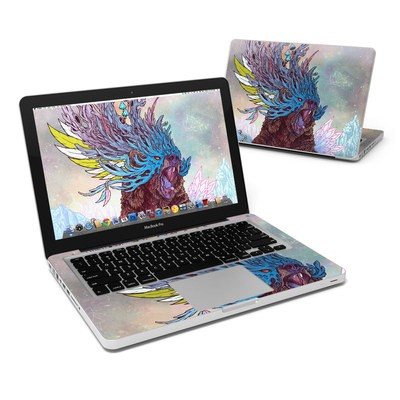 MacBook Pro 13in Skin - Spirit Bear