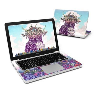 MacBook Pro 13in Skin - Spirit Owl