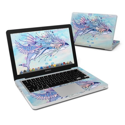 MacBook Pro 13in Skin - Spirit Shark