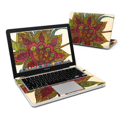 MacBook Pro 13in Skin - Spring Flower