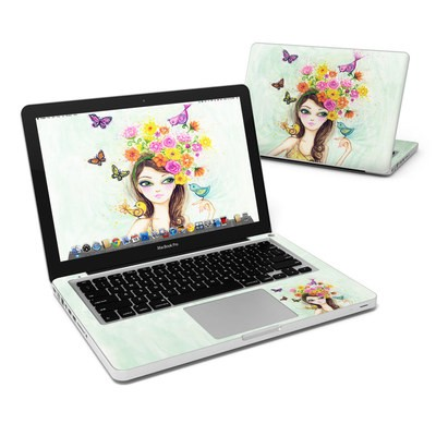 MacBook Pro 13in Skin - Spring Time