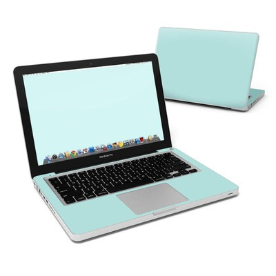 MacBook Pro 13in Skin - Solid State Mint
