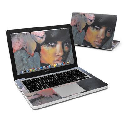 MacBook Pro 13in Skin - Stashia