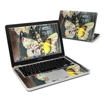 MacBook Pro 13in Skin - Stay True