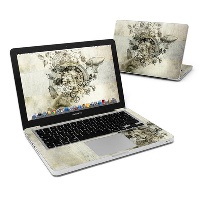 MacBook Pro 13in Skin - Steamtime