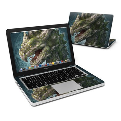 MacBook Pro 13in Skin - Stone Dragon