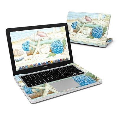 MacBook Pro 13in Skin - Stories of the Sea