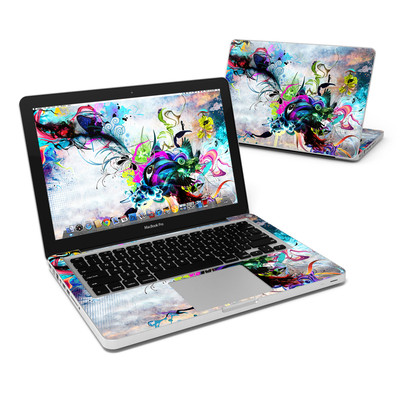 MacBook Pro 13in Skin - Streaming Eye