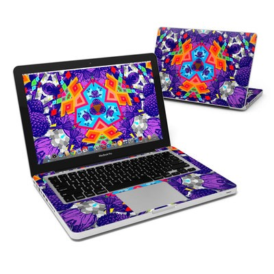 MacBook Pro 13in Skin - Subliminal Sandstorm