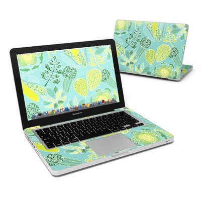MacBook Pro 13in Skin - Succulents