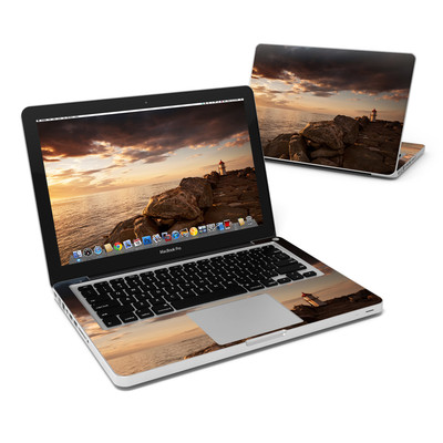 MacBook Pro 13in Skin - Sunset Beacon