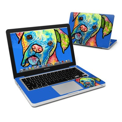 MacBook Pro 13in Skin - Sun Moon Stars