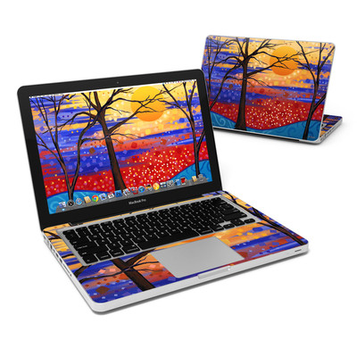 MacBook Pro 13in Skin - Sunset Moon
