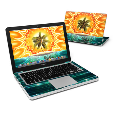 MacBook Pro 13in Skin - Sundala Tropic