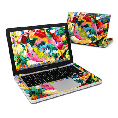MacBook Pro 13in Skin - Tahiti