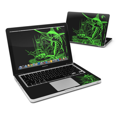 MacBook Pro 13in Skin - Tailwalker