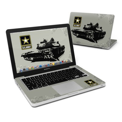 MacBook Pro 13in Skin - Tank Tuff