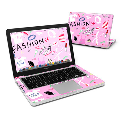MacBook Pro 13in Skin - Tres Chic