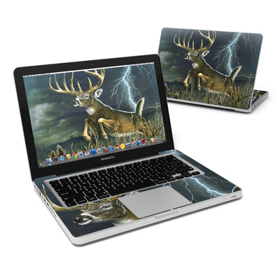MacBook Pro 13in Skin - Thunder Buck