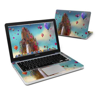 MacBook Pro 13in Skin - The Festival