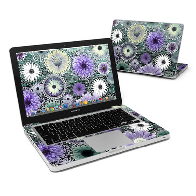 MacBook Pro 13in Skin - Tidal Bloom