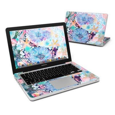 MacBook Pro 13in Skin - Tidepool