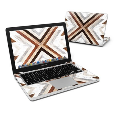 MacBook Pro 13in Skin - Timber
