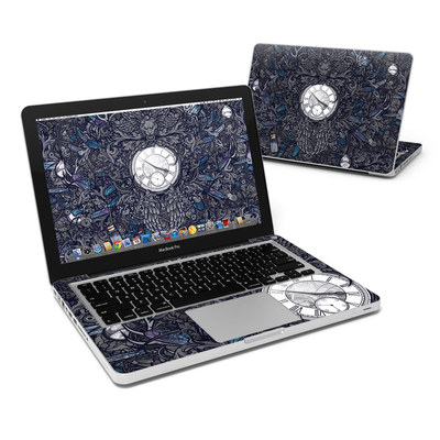 MacBook Pro 13in Skin - Time Travel