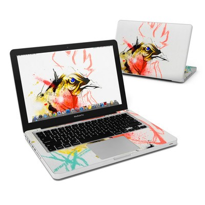 MacBook Pro 13in Skin - Tori