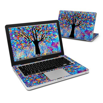MacBook Pro 13in Skin - Tree Carnival