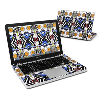 MacBook Pro 13in Skin - Tribal Sun
