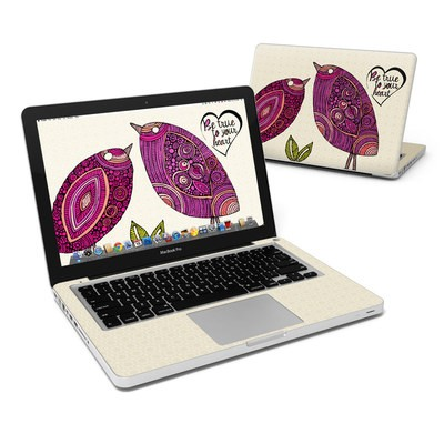 MacBook Pro 13in Skin - True Birds
