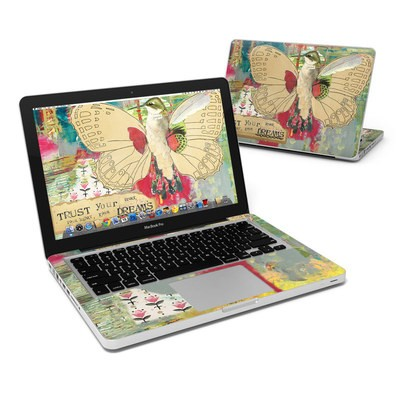 MacBook Pro 13in Skin - Trust Your Dreams