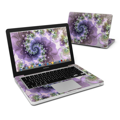 MacBook Pro 13in Skin - Turbulent Dreams