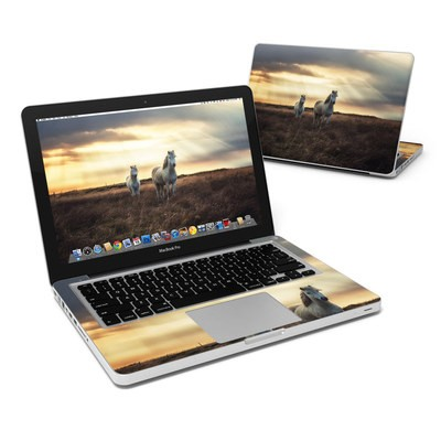 MacBook Pro 13in Skin - Hornless Unicorns