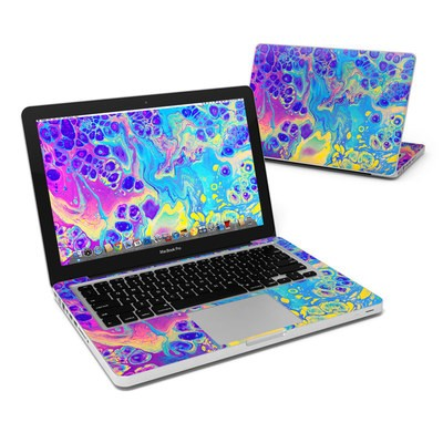 MacBook Pro 13in Skin - Unicorn Vibe