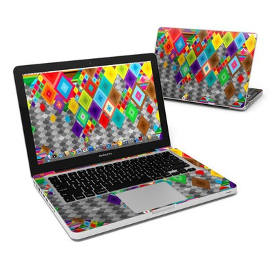 MacBook Pro 13in Skin - Uprising