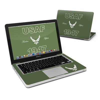 MacBook Pro 13in Skin - USAF 1947