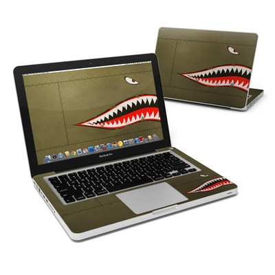 MacBook Pro 13in Skin - USAF Shark