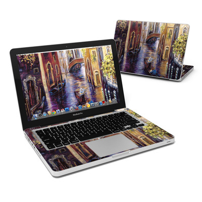 MacBook Pro 13in Skin - Venezia