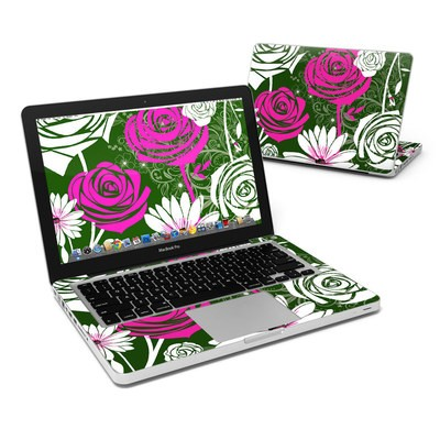 MacBook Pro 13in Skin - Verdant
